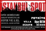 İstanbul Spot Fethiye – Sıfır Spot Mobilya