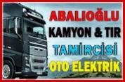 Abalıoğlu Kamyon Tamiri – Kamyon ve Tır Servisi