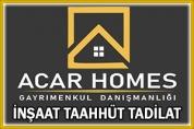 Acar Homes – Gayrimenkul Danışmanlığı