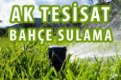 Ak Tesisat – Bahçe Sulama Sistemleri