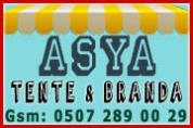 Asya Branda Tente