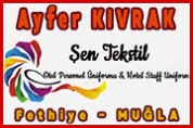 Ayfer Kıvrak Tekstil – Şen Tekstil