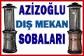 Azizoğlu Dış Mekan Sobaları