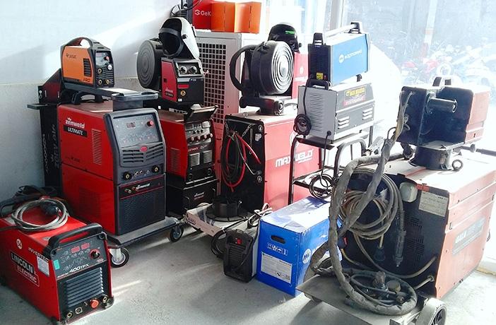 cag teknik makina kaynak makineleri