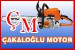 Çakaloğlu Motor – Tamir Bakım Servisi