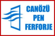 Canözü Pen Ferforje – Asaşpen Üretici Bayii