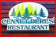 Cennet Deresi Restaurant