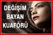Değişim Bayan Kuaförü – Saç Tasarım Güzellik Salonu