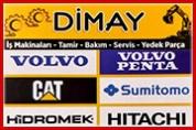 Dimay İş Makinaları Servisi – Yol Yardım