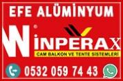 Efe Alüminyum – Katlanır Cam Kış Bahçesi