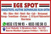 Ege Spot – 2. El Endüstriyel Mutfak