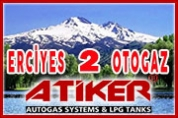 Erciyes Otogaz 2 – Atiker Otogaz Sistemleri