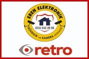 Eren Elektronik – Retro Güvenlik ve Kamera Sistemleri