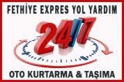 Fethiye Expres Yol Yardım – Oto Kurtarma Taşıma