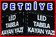 Fethiye Led Tabela – Anka Elektronik