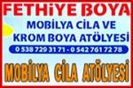Fethiye Mobilya Cila – Mobilya Boya Atölyesi