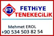 Fethiye Tenekecilik – Eksiz Oluk Sistemleri