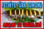 Fethiye Türk Somonu – Akçay Su Ürünleri