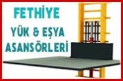 Fethiye Yük Asansörü Sistemleri