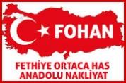 Fohan (Fethiye-Ortaca Has Anadolu Nakliyat)