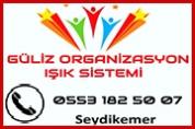 Güliz Organizasyon – Işık Sistemleri Dj Kabini
