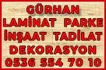 Gürhan Laminat Parke – İnşaat Tadilat Dekorasyon