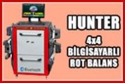 Hunter Rot Balans – 4×4 Rot Balans