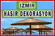İzmir Hasır Dekorasyon – Plaj Şemsiyesi