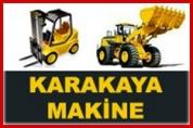 Karakaya Makine – İş Makinesi Tamir Bakım