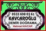 Kavcaroğlu Ferforje Demir Doğrama