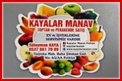 Kayalar Manav – Ev Otel Villa ve Teknelere Manav Servisi