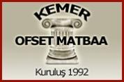 Kemer Ofset Matbaa – Mehmet ÖLECEK