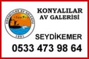 Konyalılar Av Galerisi Seydikemer – Abdurrahman DOĞAN