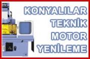 Konyalılar Teknik – Motor Yenileme