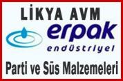 Likya Avm (Erpak Endüstriyel) – Parti ve Süs Malzemeleri