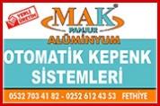 MAK Panjur & Alüminyum