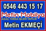 Metin Mobilya – Ağaç Torna Mobilya