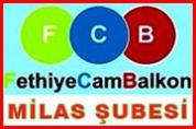 Milas Cam Balkon – FCB Milas Şubesi