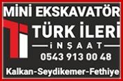 Mini Ekskavatör – Türkileri İnşaat 0543 913 00 48