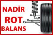 Nadir Rot Balans – Bilgisayarlı Fren Testi