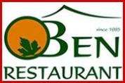 Oben Restaurant – Alacarte Restaurant