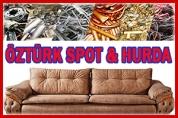 Öztürk Spot – 2. El Eşya ve Hurda Alım Satım