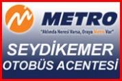 Seydikemer Otobüs Acentesi & Metro Turizm