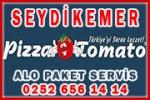 Seydikemer Pizza Tomato – Alo Paket Servis