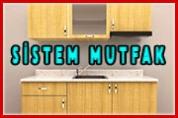 Sistem Mutfak – Mobilya İmalat