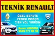 Teknik Renault – Renault Dacia Özel Servisi