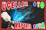 Üçeller Oto Kaporta Boya – 0541 631 00 01