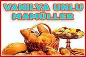 Vanilya Unlu Mamüller – Pastane Cafe