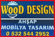 Wood Design – Ahşap Mobilya İmalat